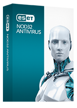 ESET Nod32 Antivirus 7 box