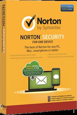 Norton Security 2015 box