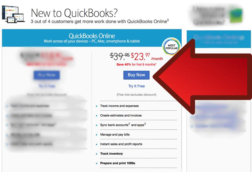 Quickbooks 2017 Discount - Example 2
