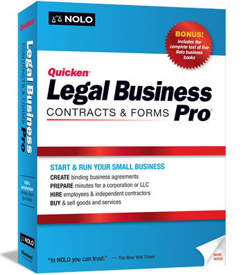Quicken Legal Business Pro 2016 Box