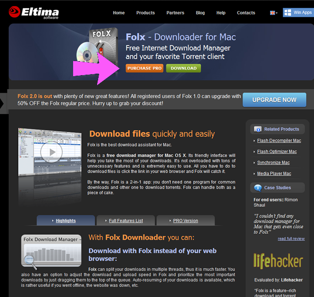 eltima folx pro coupon example