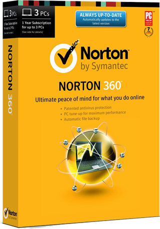 norton 360 2015 box