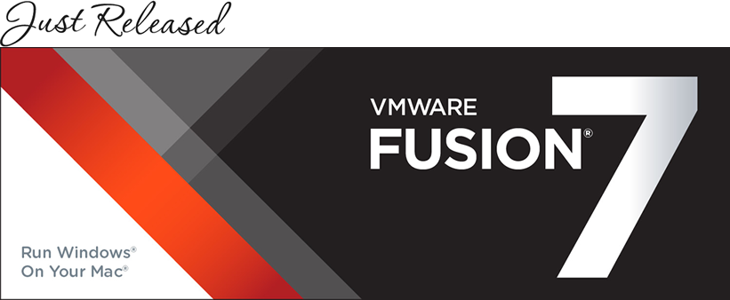 vmware fusion 7 just released