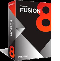 vmware fusion 8 box