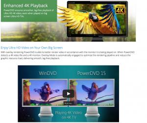 cyberlink powerdvd 15 pro - 4