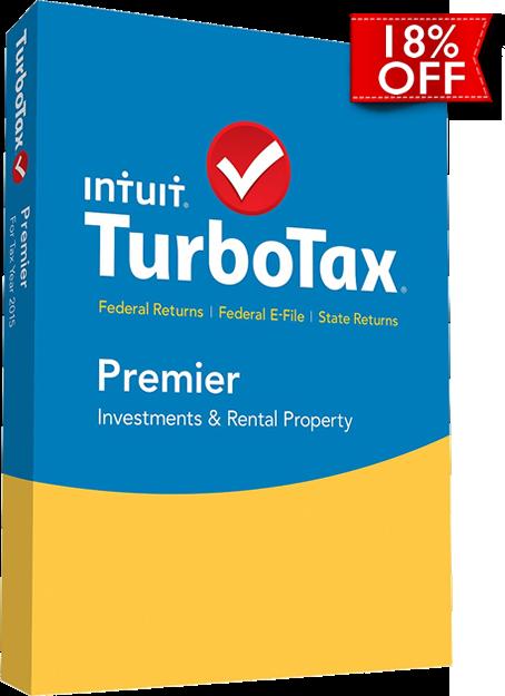 TurboTax April 2016 Discount