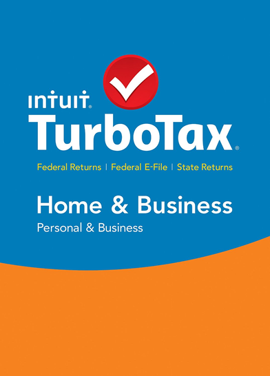 TurboTax Home and Business 2016 Box