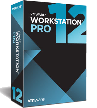 VMware Workstation 12 Box