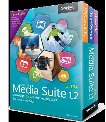 media suite 12 box