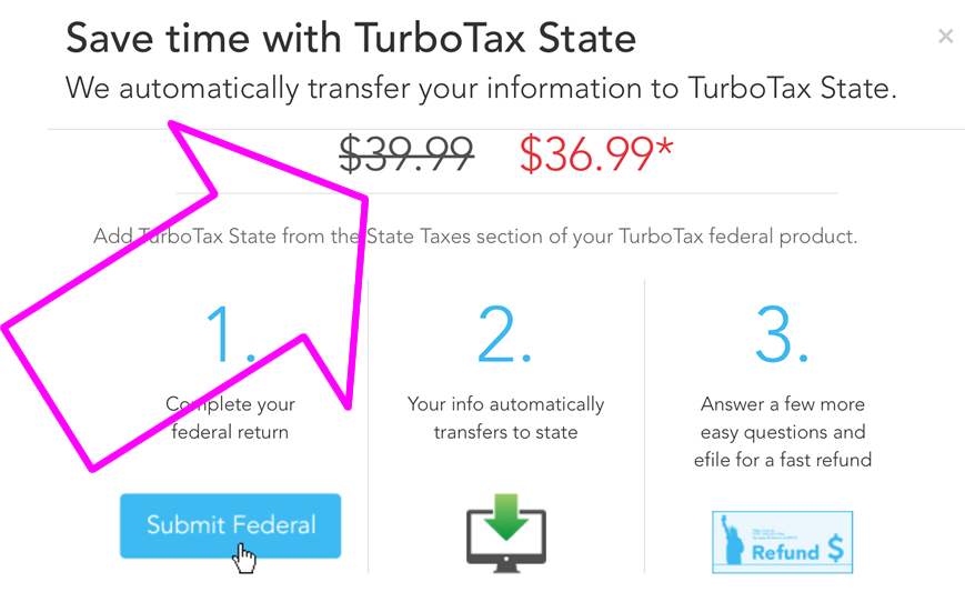 turbotax deluxe state return 2016