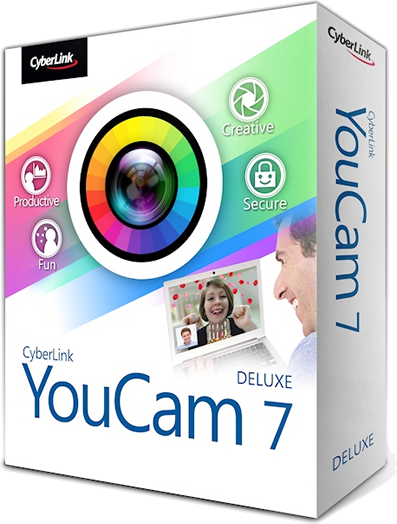 Cyberlink YouCam 7 Box
