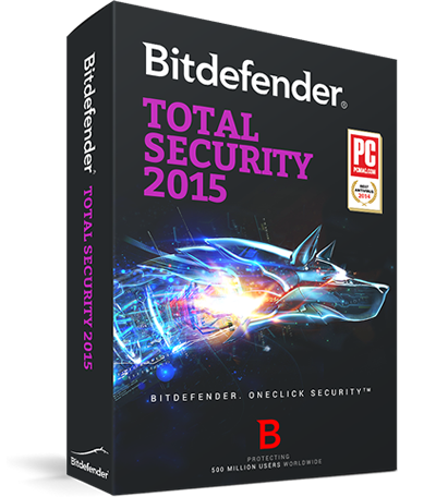 bitdefender total security 2015 box