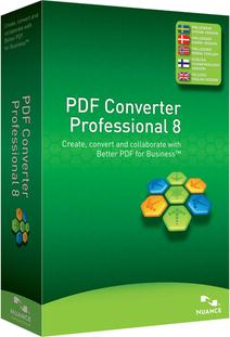 nuance pdf converter 8