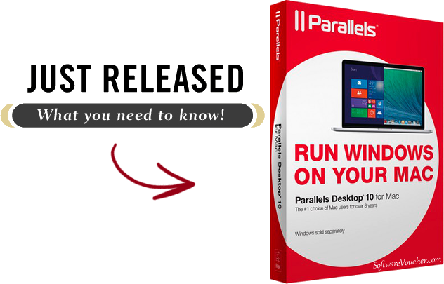 Parallels desktop for mac 10 released