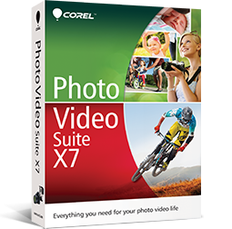 corel photo video suite x7