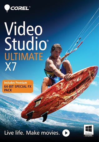 corel video studio x7