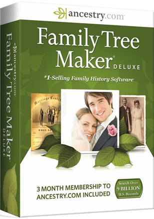 family tree maker 2014