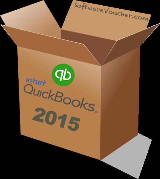 quickbooks 2015 box