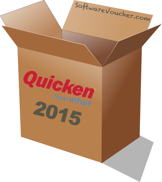 quicken 2015 box