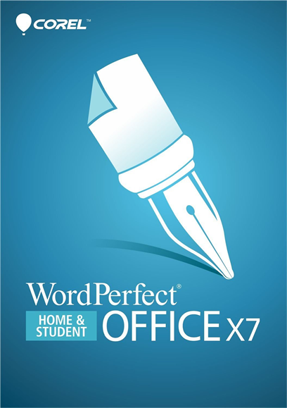 wordperfect office x7 box