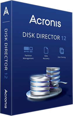 acronis disk director 12 box
