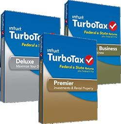 turbotax boxes