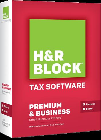 hr block premium and business