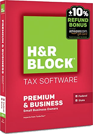 Business Softwa... H And R Block 2015 Tax Software Deals