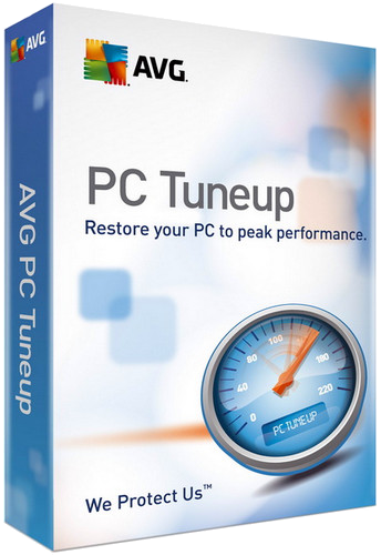 AVG PC Tune up 2015 box
