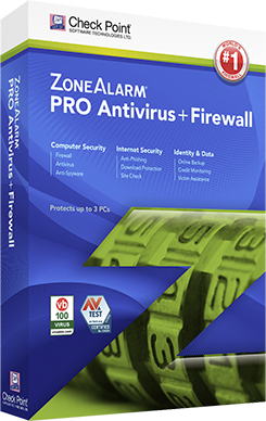 zonealarm antivirus 2016 box
