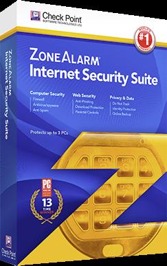 zonealarm internet security 2016 box
