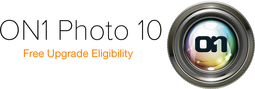 ON1 Photo 10 Free Upgrade Eligibility