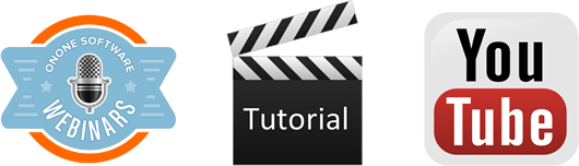 onone software tutorials