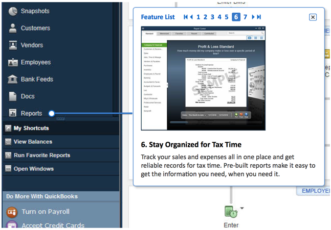 QuickBooks Pro 2015 Screenshot 6