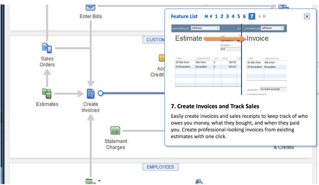 QuickBooks Pro 2015 Screenshot 7