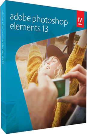 adobe photoshop elements 13 box