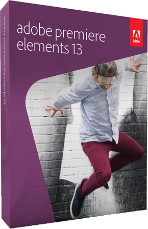 adobe premiere elements 13 box