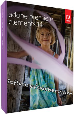 adobe premiere elements 14 box