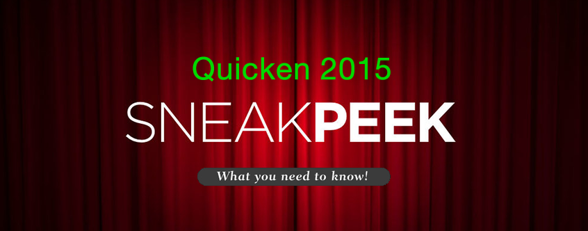 quicken 2015 sneak peak