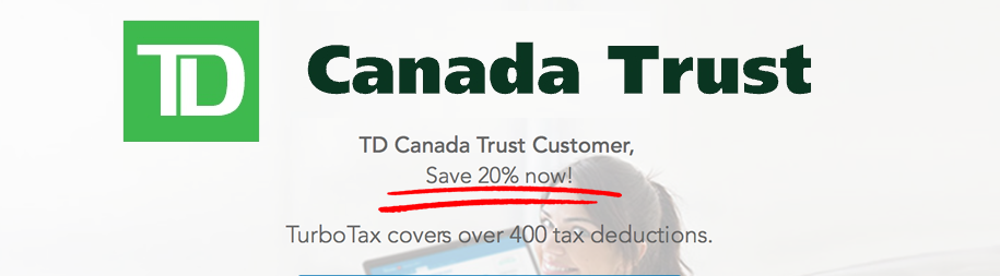 td canada trust turbotax