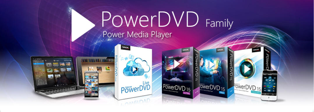 cyberlink powerdvd 15 review new features