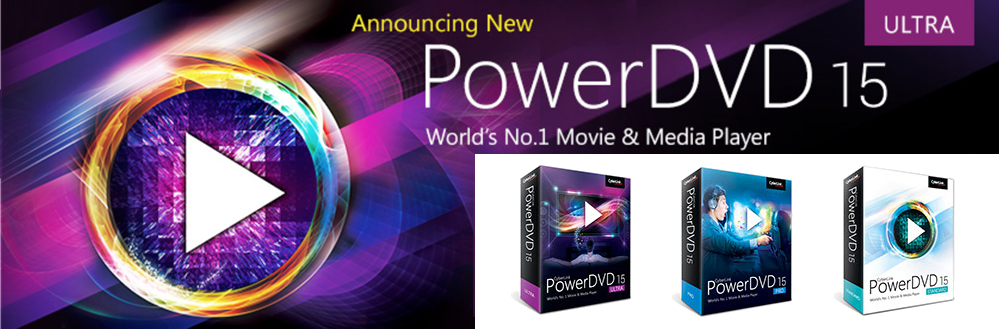 cyberlink powerdvd 15 system requirements