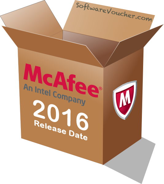 Mcafee 2016 release date