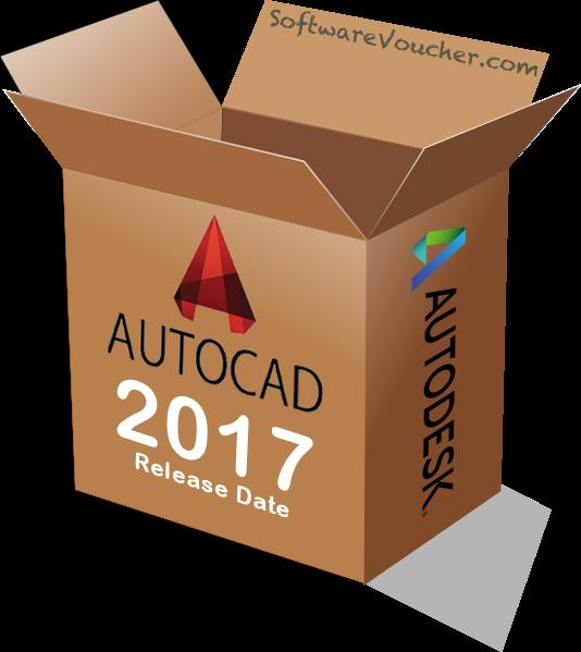 autodesk autocad 2017 release date