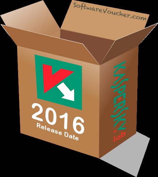 kaspersky 2016 release date