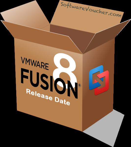 vmware fusion 8 release date
