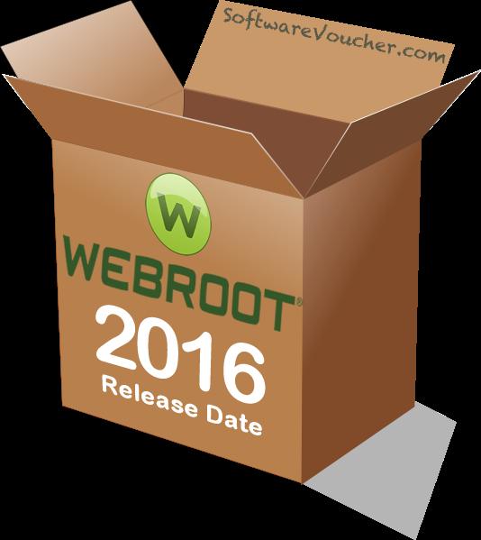 webroot 2016 release date