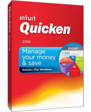 Quicken 2016 released