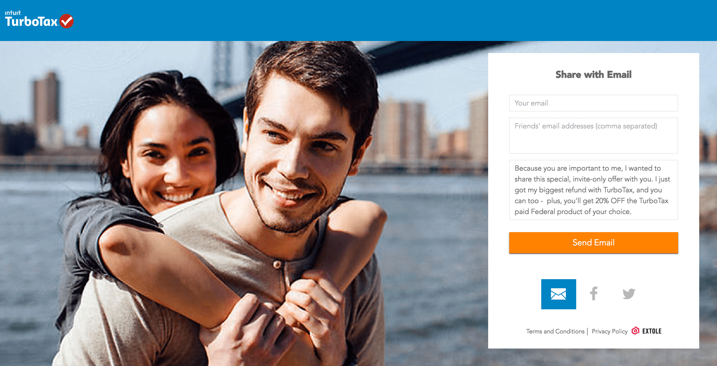 turbotax refer a friend offer 2017