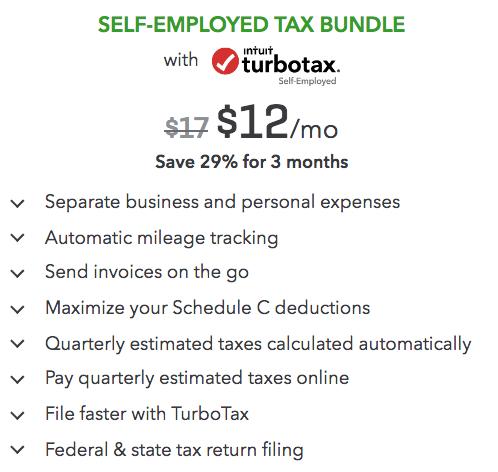 Turbotax Quickbooks 2019 Bundle Discount